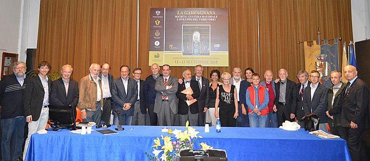 XII Convegno di studi storici - settembre 2015