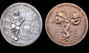 150 anni del teatro medaglia