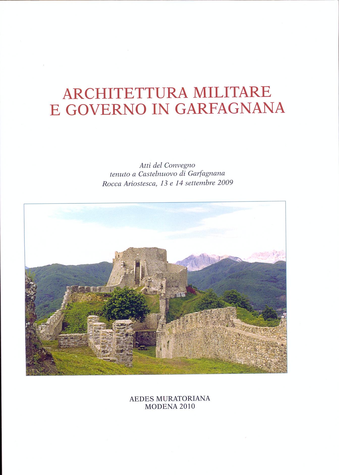 architettura militare e governo in garfagnana
