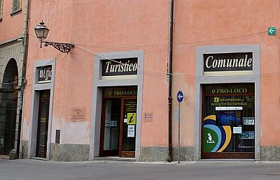 L'Ufficio Turistico Comunale - Pro Loco - IAT Castelnuovo Garf.