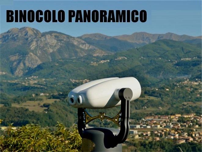 Binocolo panoramico